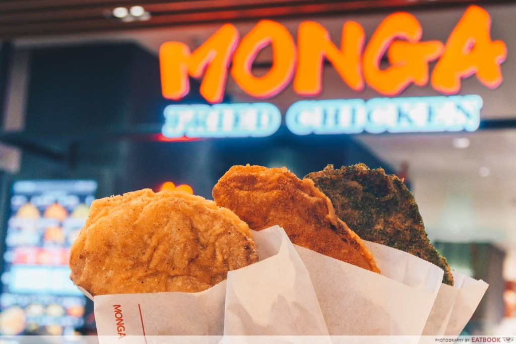 Monga Fried Chicken (5)