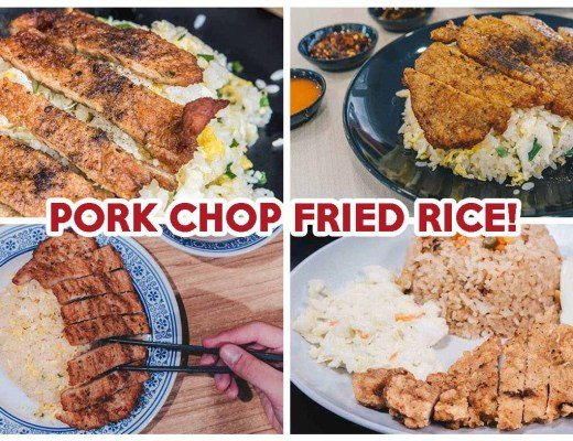 Pork Chop Rice - Feature image