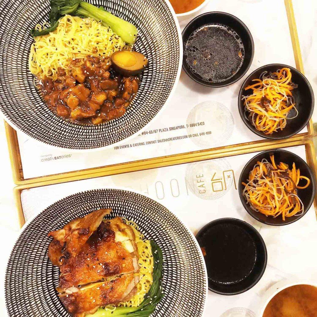 Taiwanese eateries - Typhoon Cafe