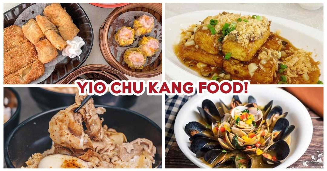 yio chu kang food