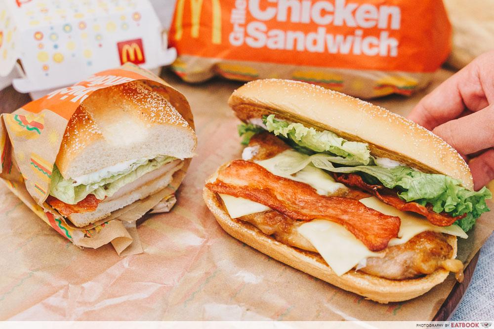 McDonald's Grilled Chicken