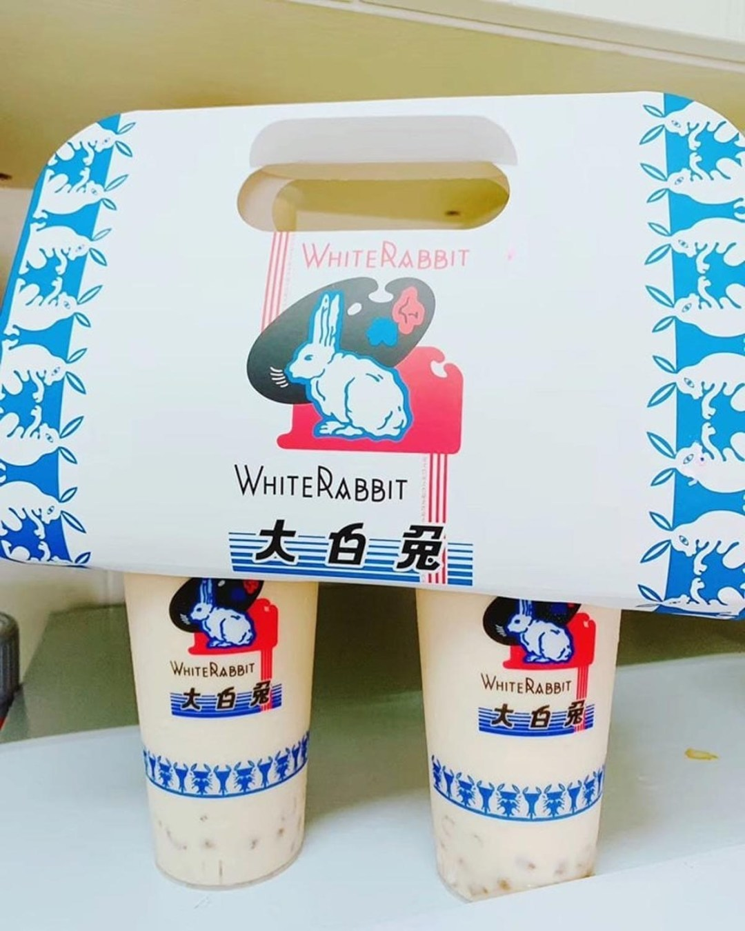 White Rabbit Pop Up - Drink