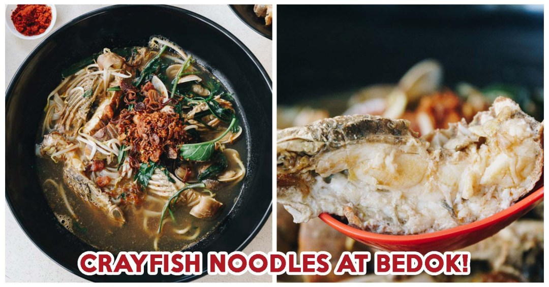 Zhen Jie Seafood - Feature image