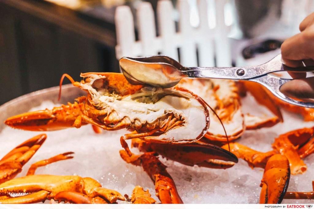 Edge boston lobster