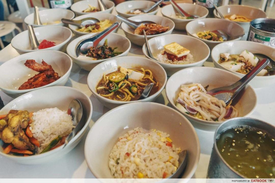Johor Bahru Hawker Food - Kafe Eat & Repeat Johor Bahru