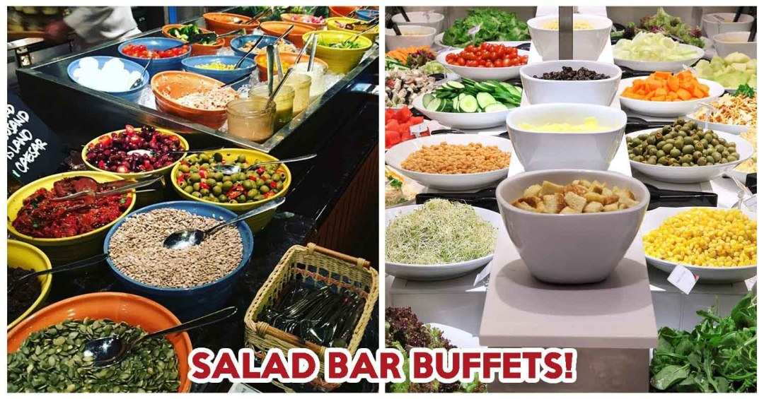 Salad Bar Buffets - Feature image