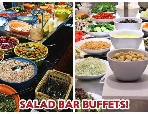 Salad Bar Buffets - Feature image