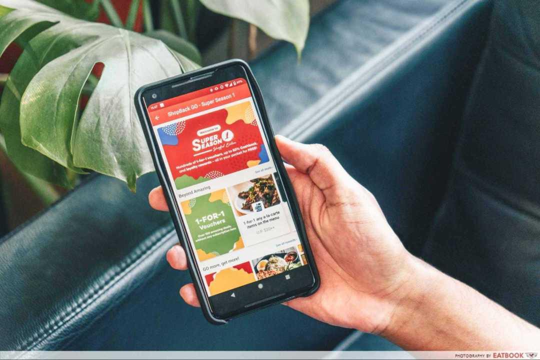 ShopBack GO App