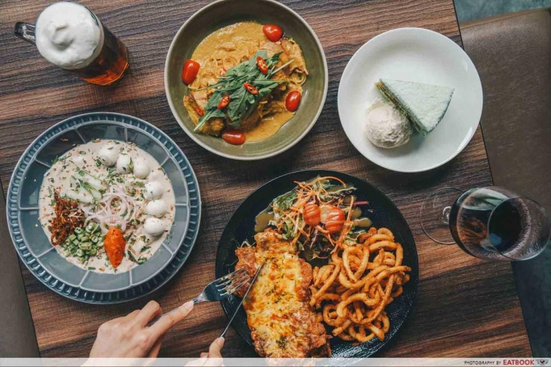Esplanade - Noosh Halal Noodle Bar and Grill