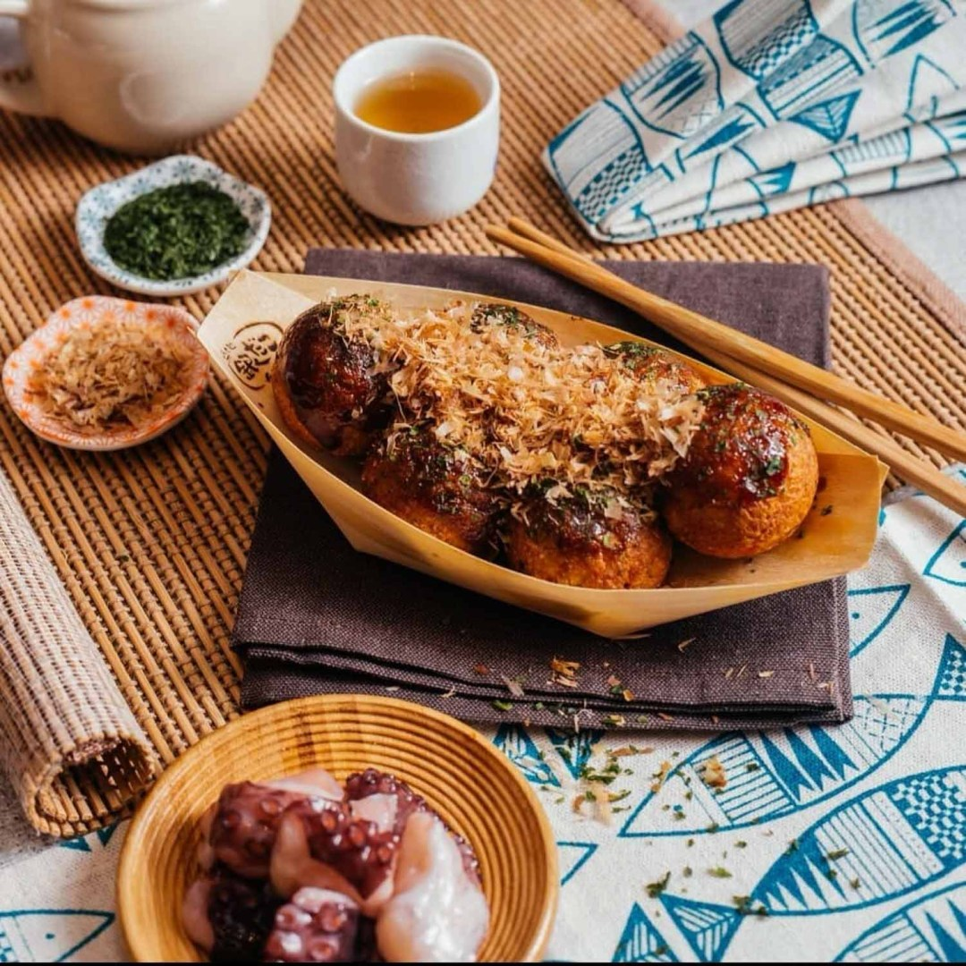 Gindaco - Original Takoyaki