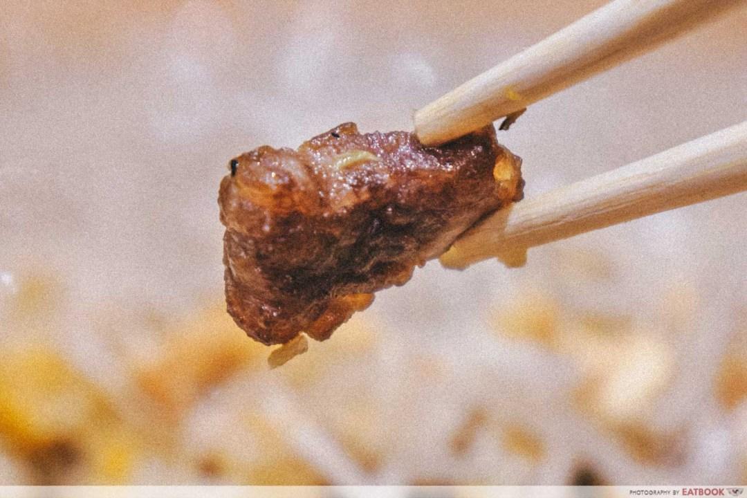 Miyazaki Wagyu Garlic Fried Rice