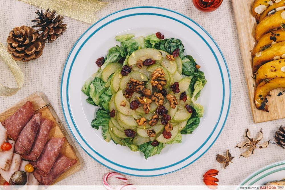 LAVISH Catering - Apple Salad