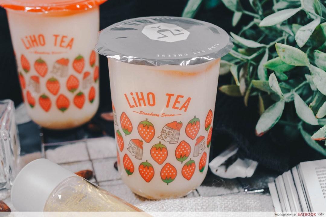 LiHO Beauty Tea Collagen Drink - Recherche Collagen Tea