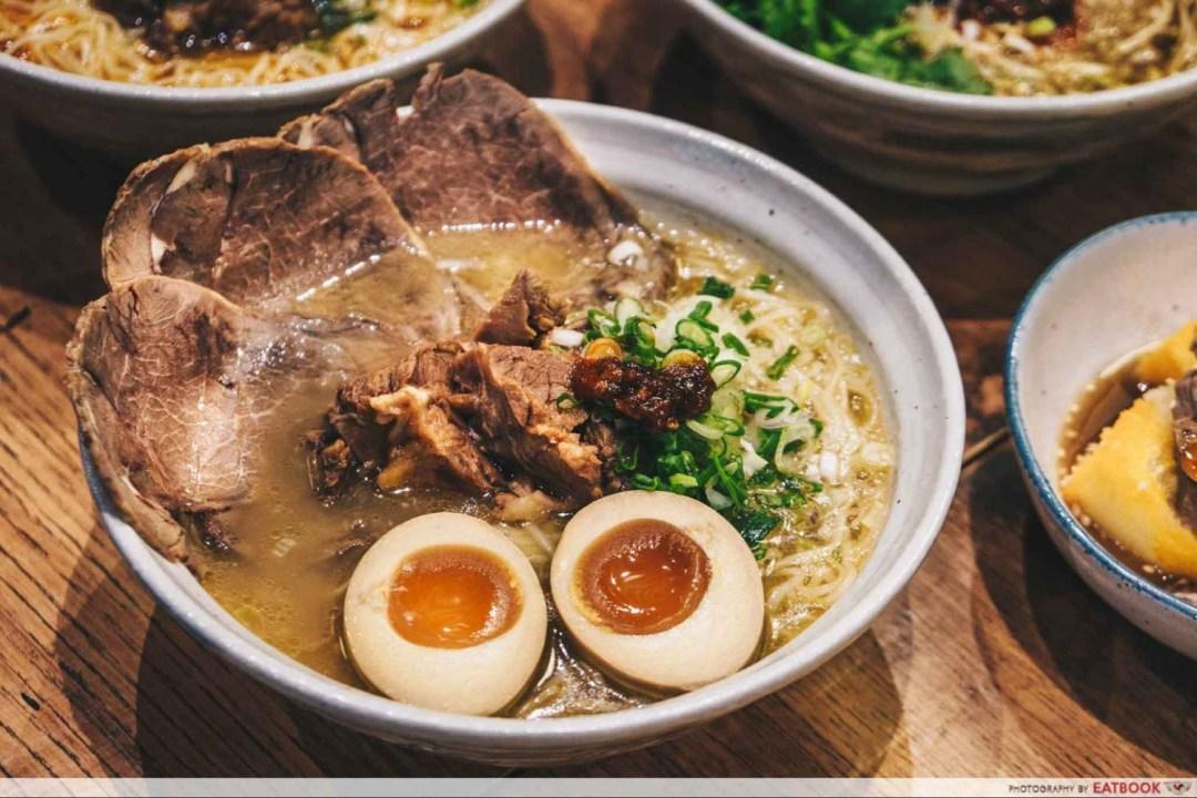 New Restaurants December - Gyumaru 2