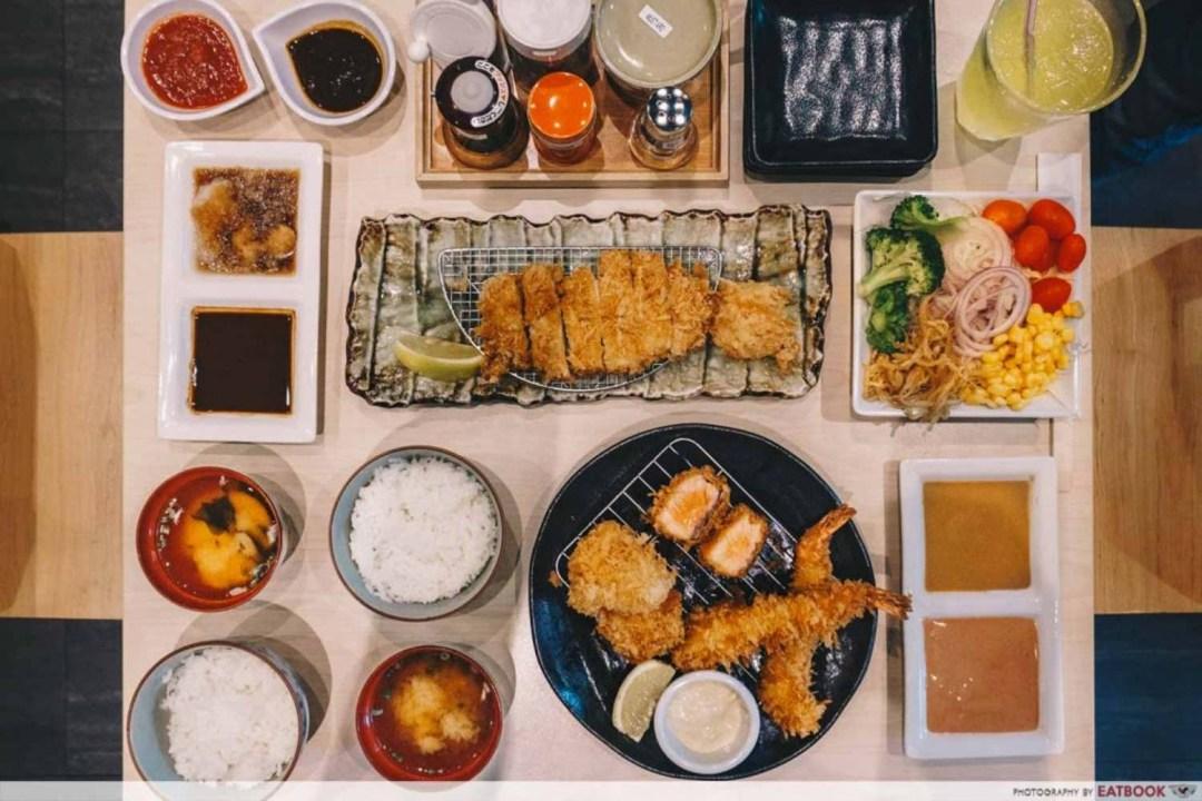New Restaurants December - Shiokoji Tonkatsu Keisuke 1