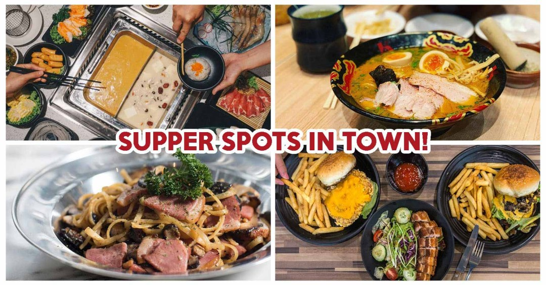 Supper Spots In Town - Feature image