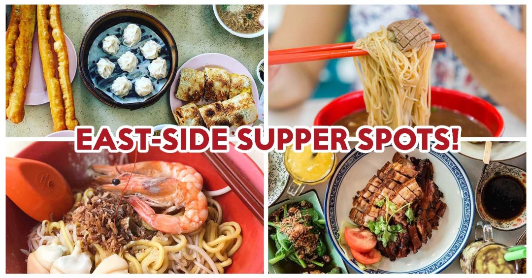 Supper places in the east
