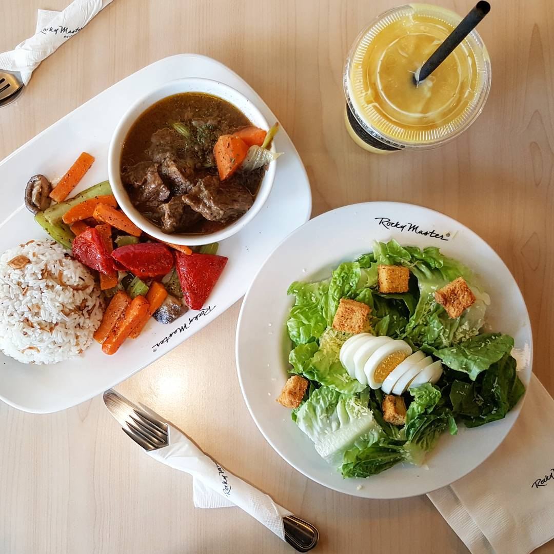 Rocky Master-tampines cafes