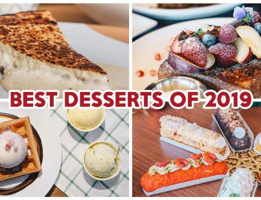 Best Dessert 2019 - Feature Image