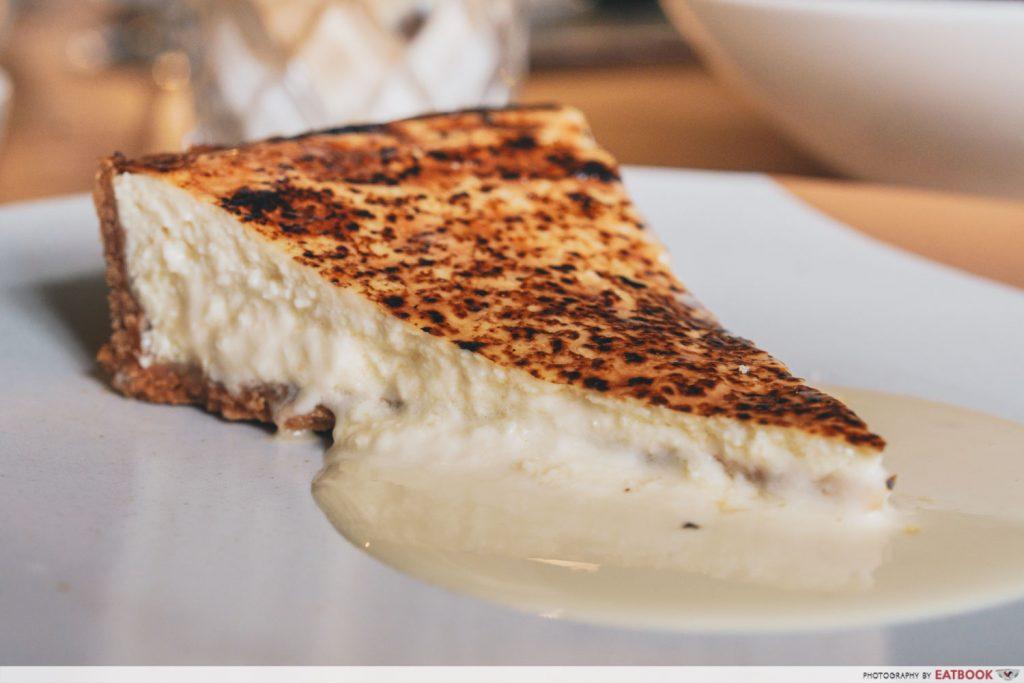 Best Dessert 2019 - Olivia Restaurant & Lounge
