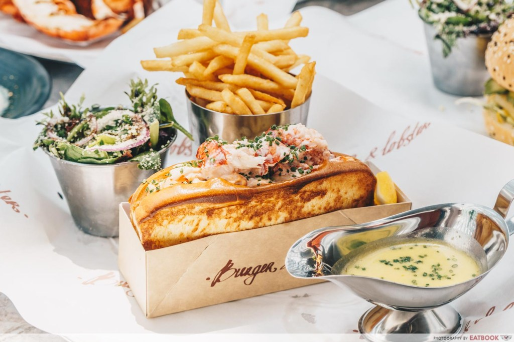 Best Restaurants in singapore-Burger-Lobster-Original-Roll