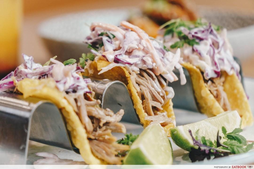 Lamb Wanton Tacos
