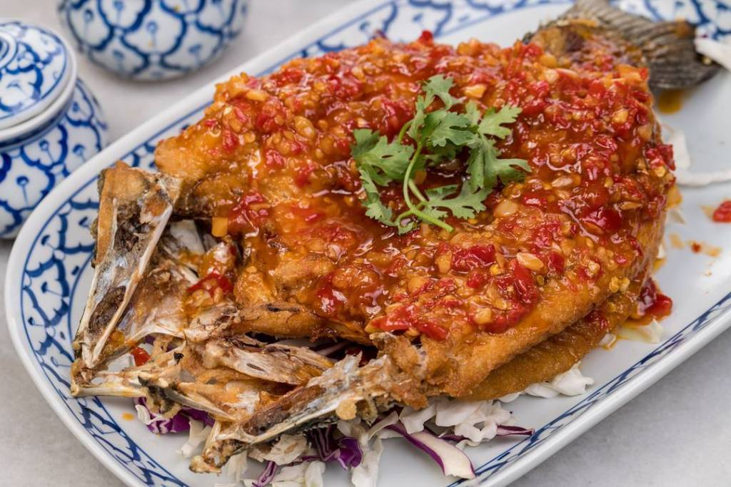 Food Places In The West Thonglor Thai Cuisine & Seafood