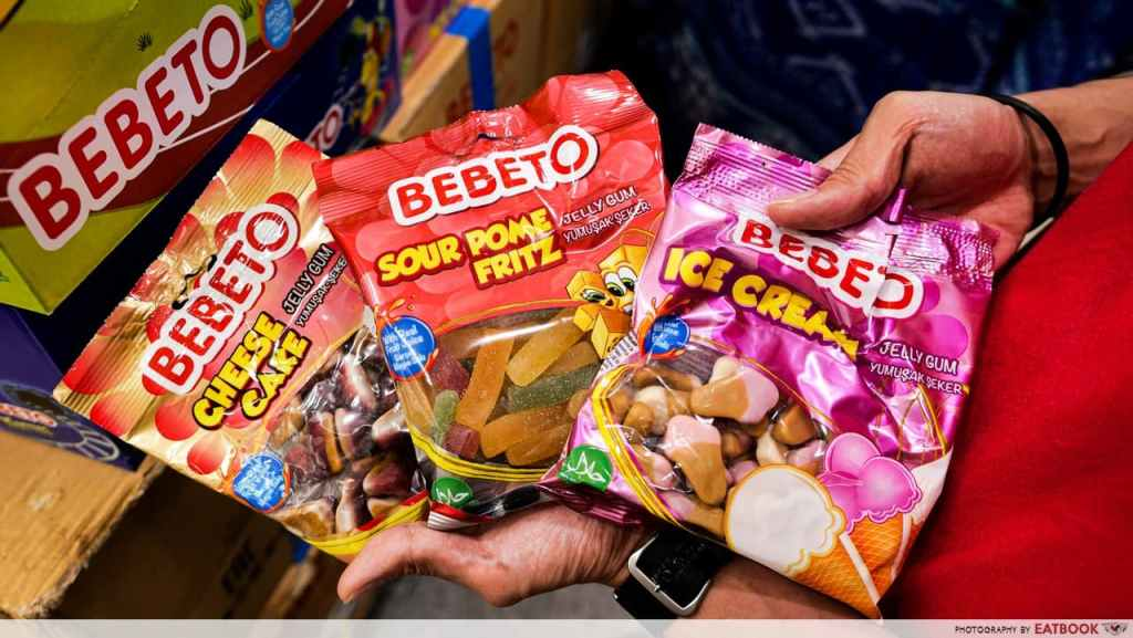 Mustafa Snacks Bebeto