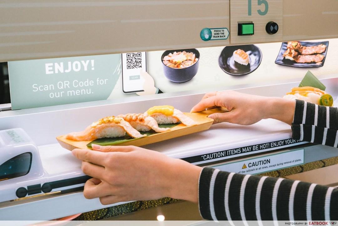 Sushi Plus - Sushi train