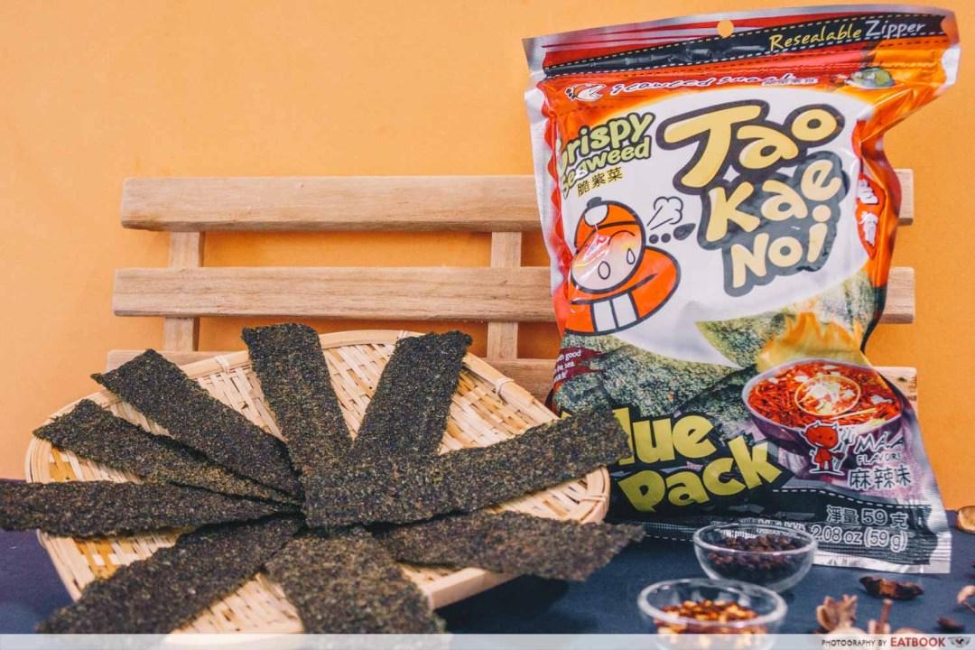 packet of mala seaweed
