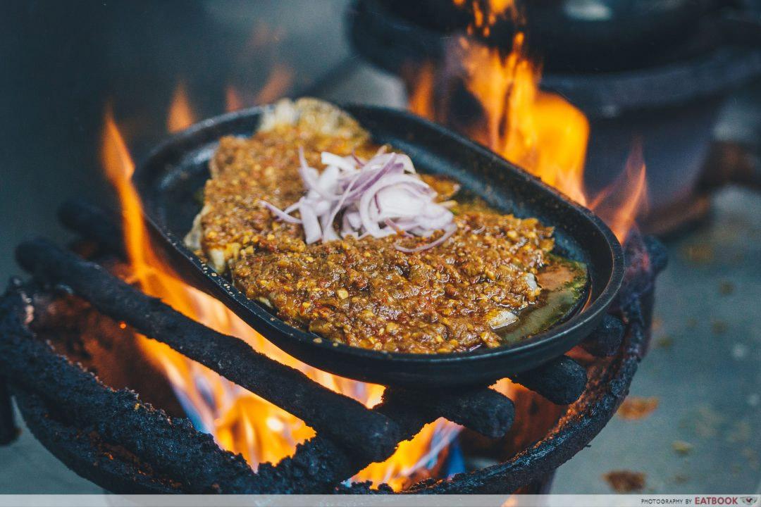 Jiao Cai Hotplate BBQ