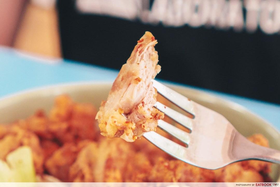 Mala Fried Chicken Karaage