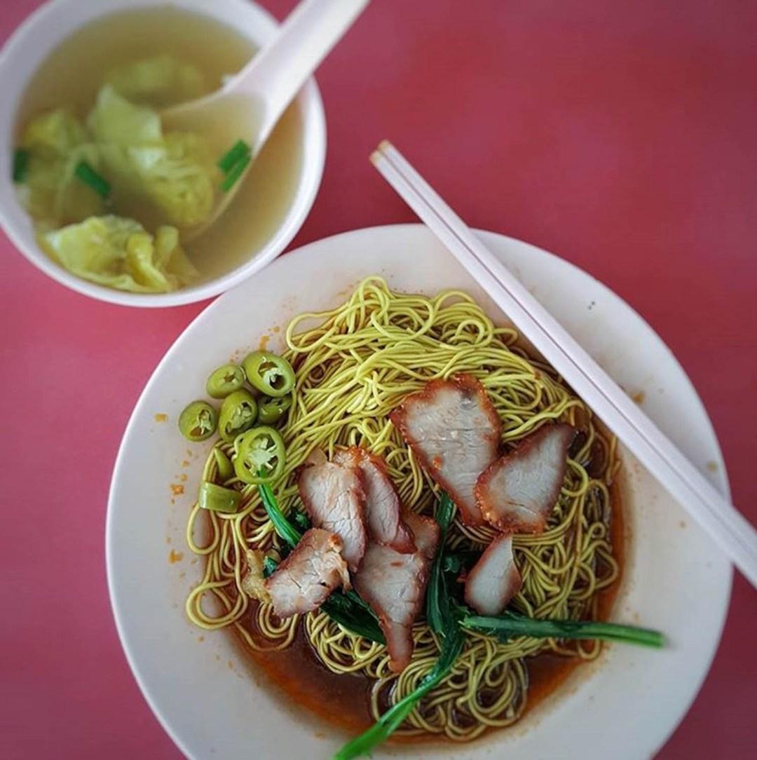 Haig Road Market - Zhenguang Wantan Noodles