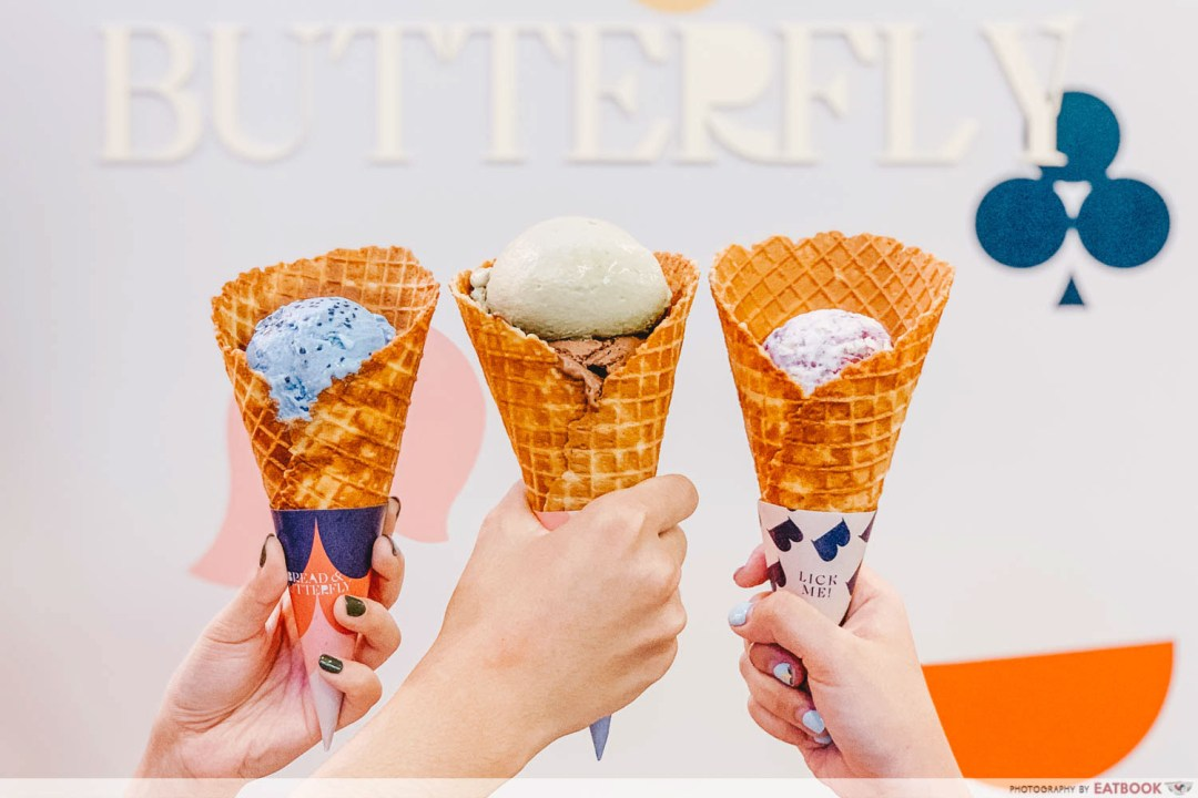 January New Restaurants - Bread and Butterfly