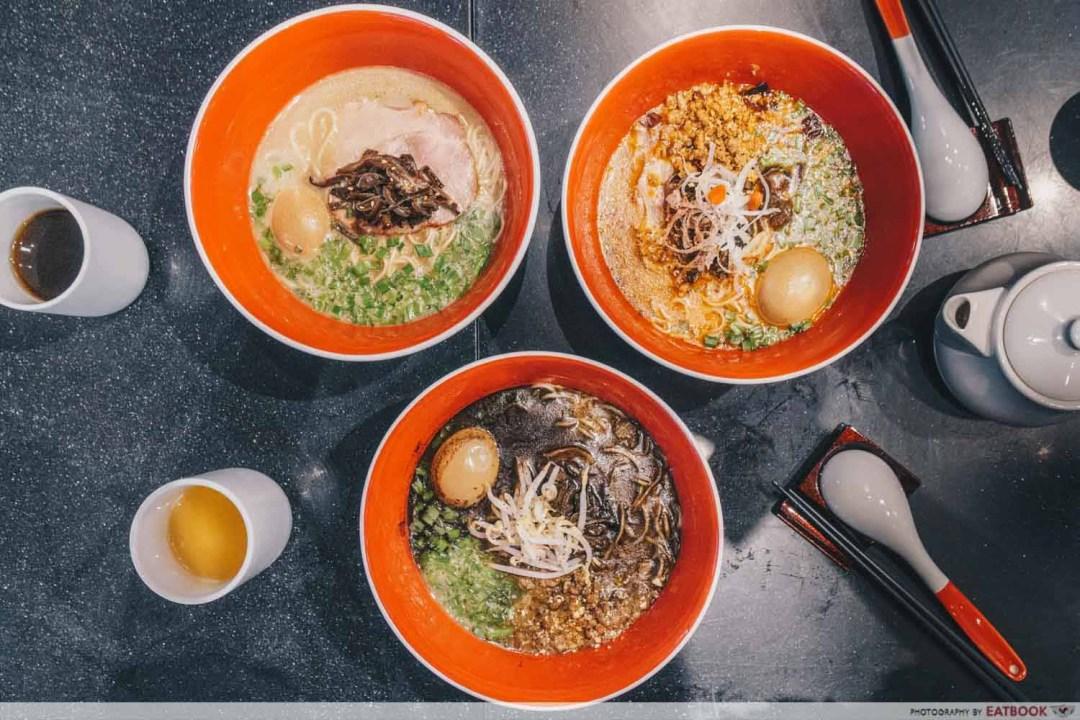 January New Restaurants - Tsuta