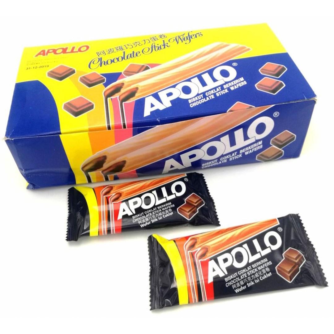Primary School Snacks - Apollo Wafers