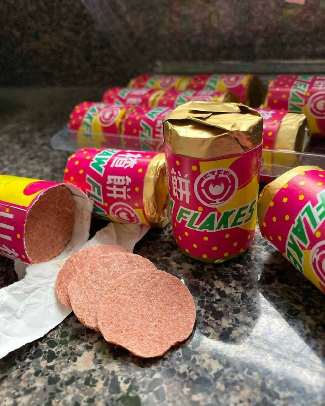 Primary School Snacks - Haw Flakes