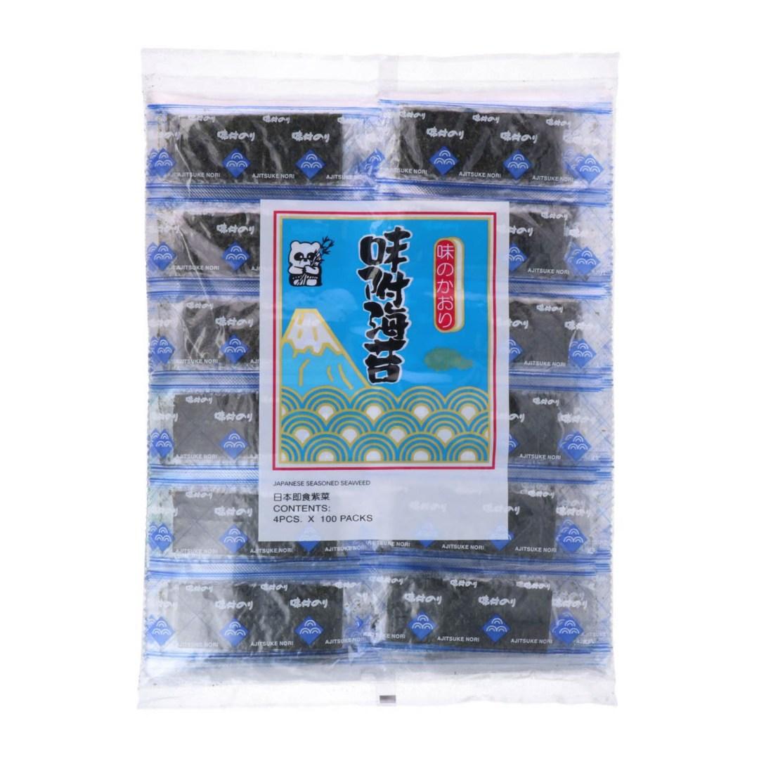 Primary School Snacks - Panda Seasoned Seaweed