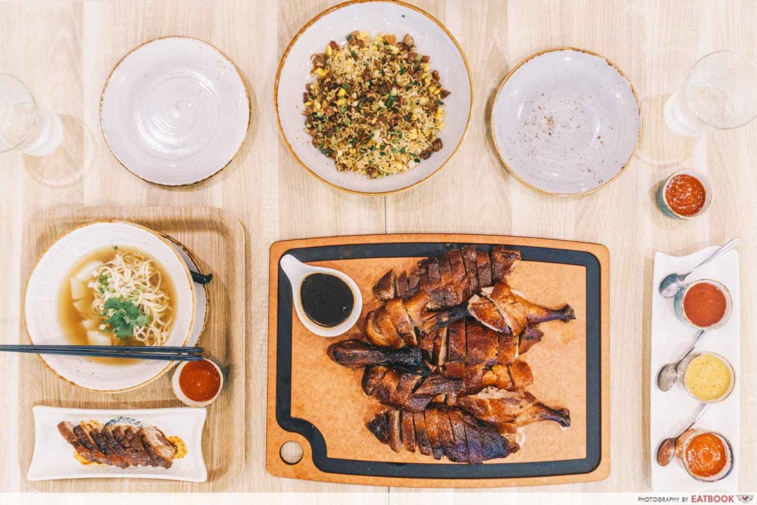 Chinese Food Spots - Duckland