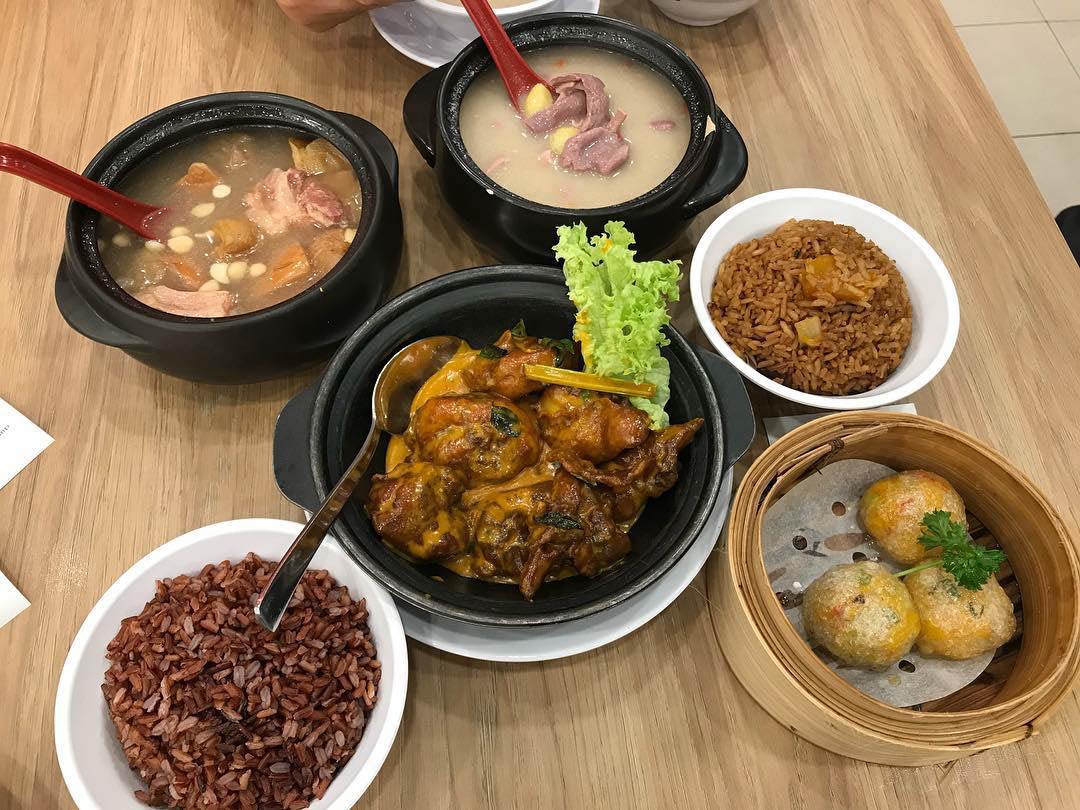 Chinese Food Spots - Lao Huo Tang