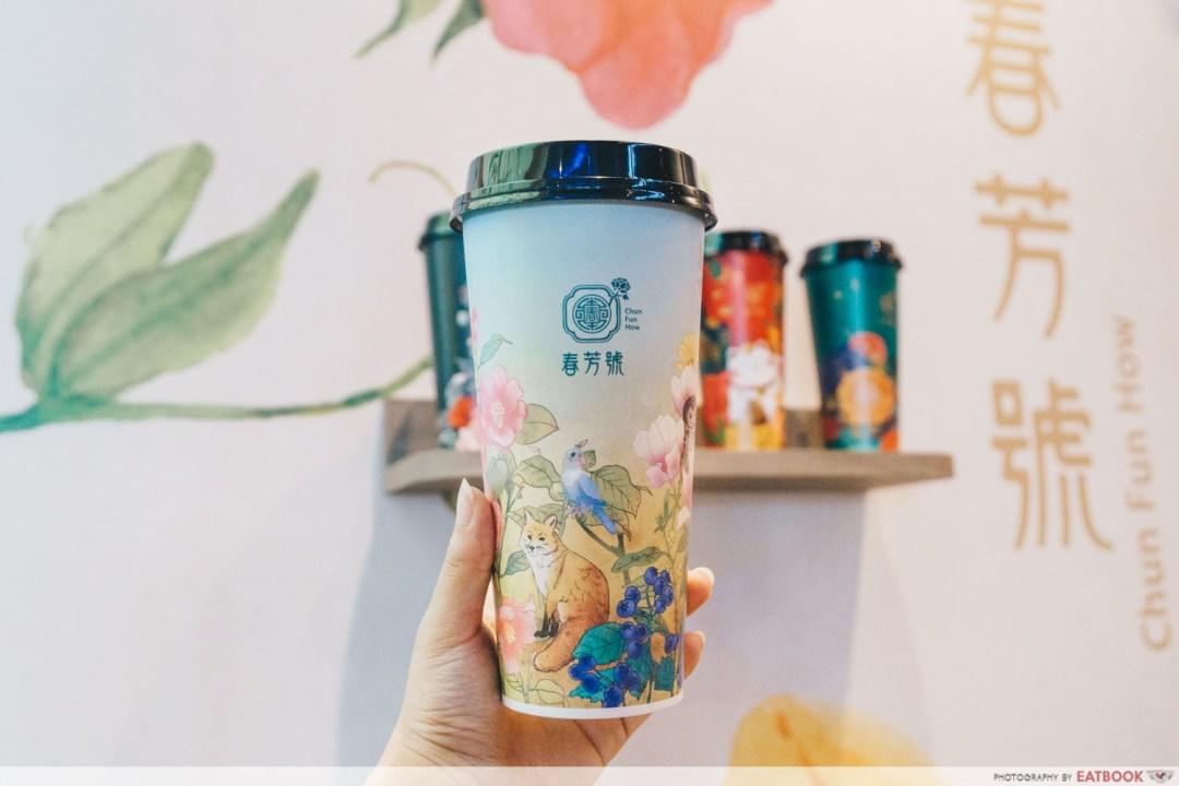 Chun Fun How - Cup drink