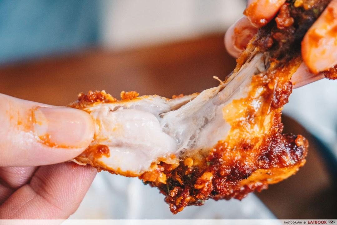 E1 Wingz - Meat of e1 fiery wings