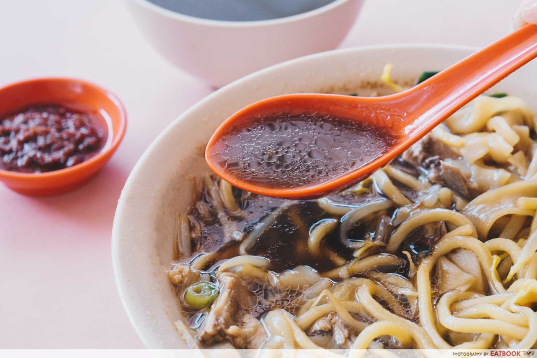 Heng Huat - Spoonful of herbal soup