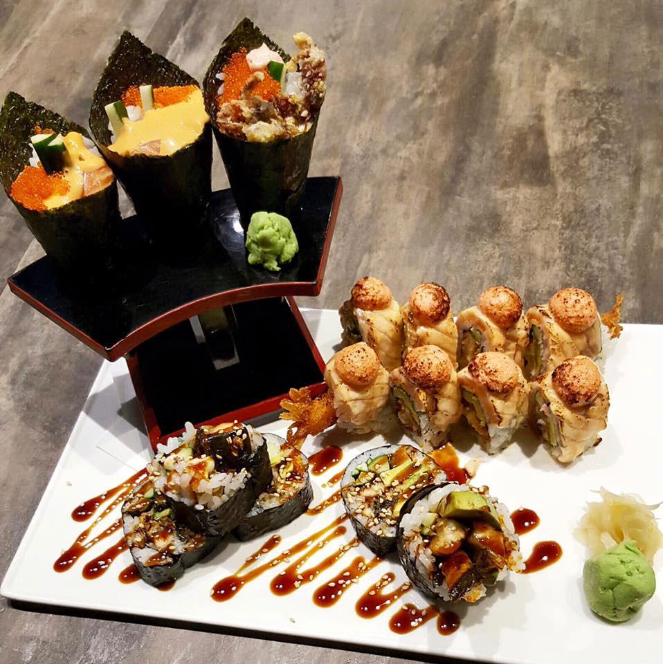 the sushi bar - sushi
