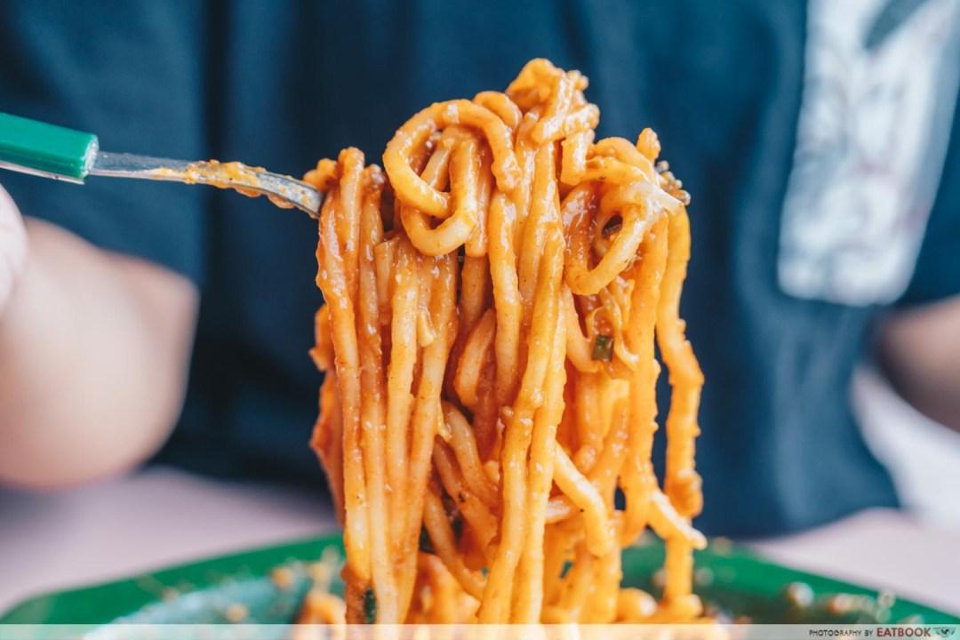 Rahim Muslim Food - Mee rebus noodles