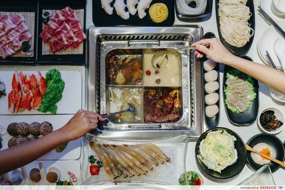 Hotpot Delivery - Beauty-in-The-Pot