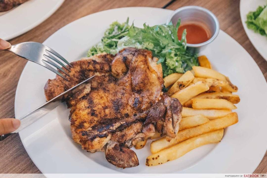 SteakGrill - Cajun Grilled Chicken