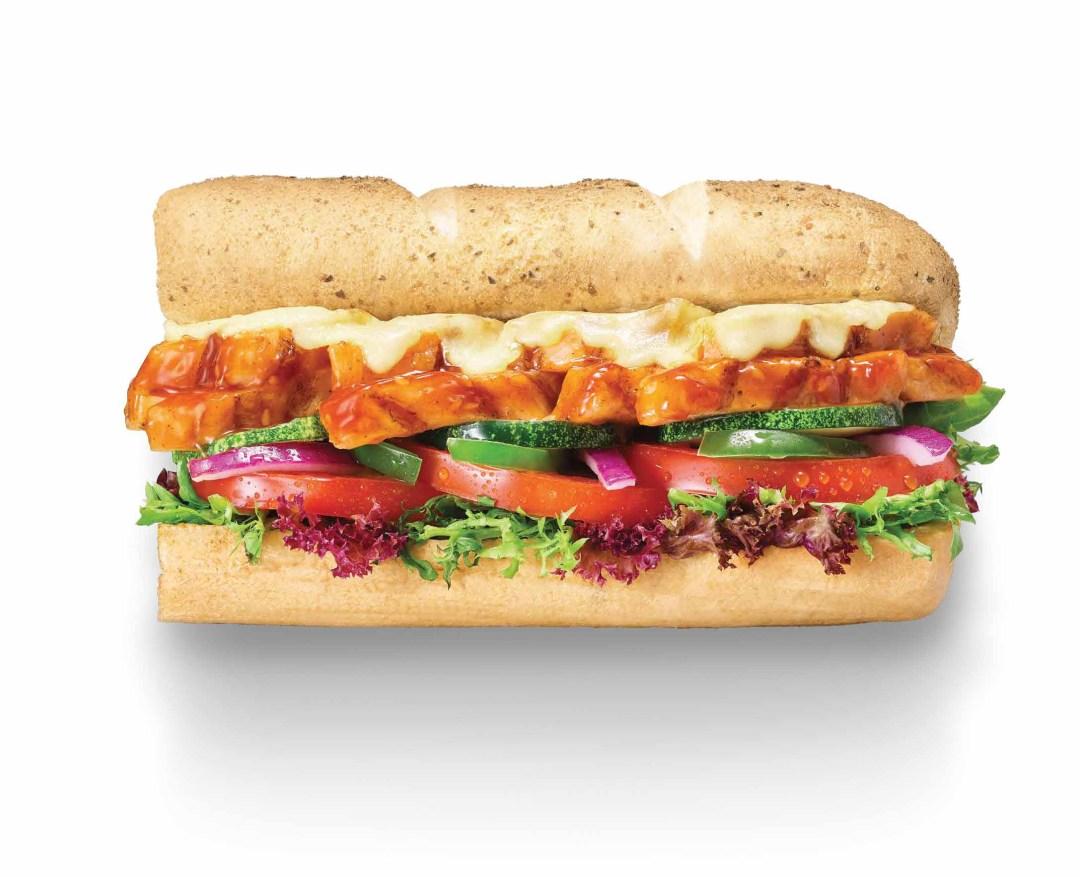 subway mac n cheese - Bulgogi Chicken Sub