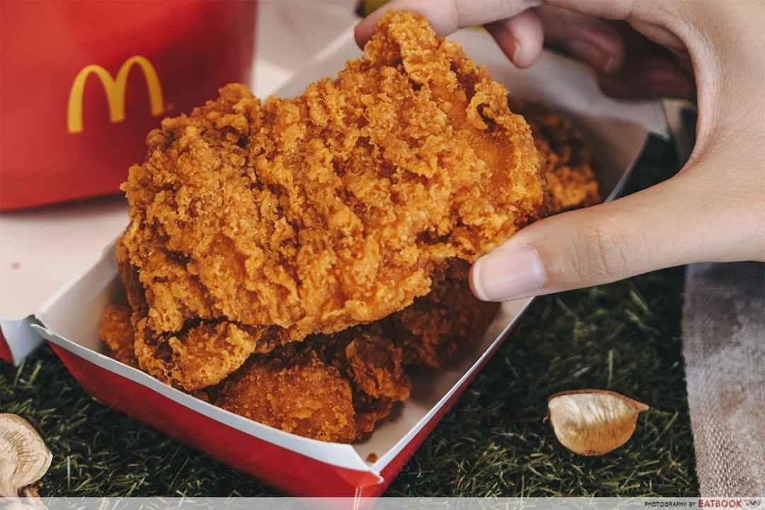 McDonald's Crispy Chicken - Crispy Chicken