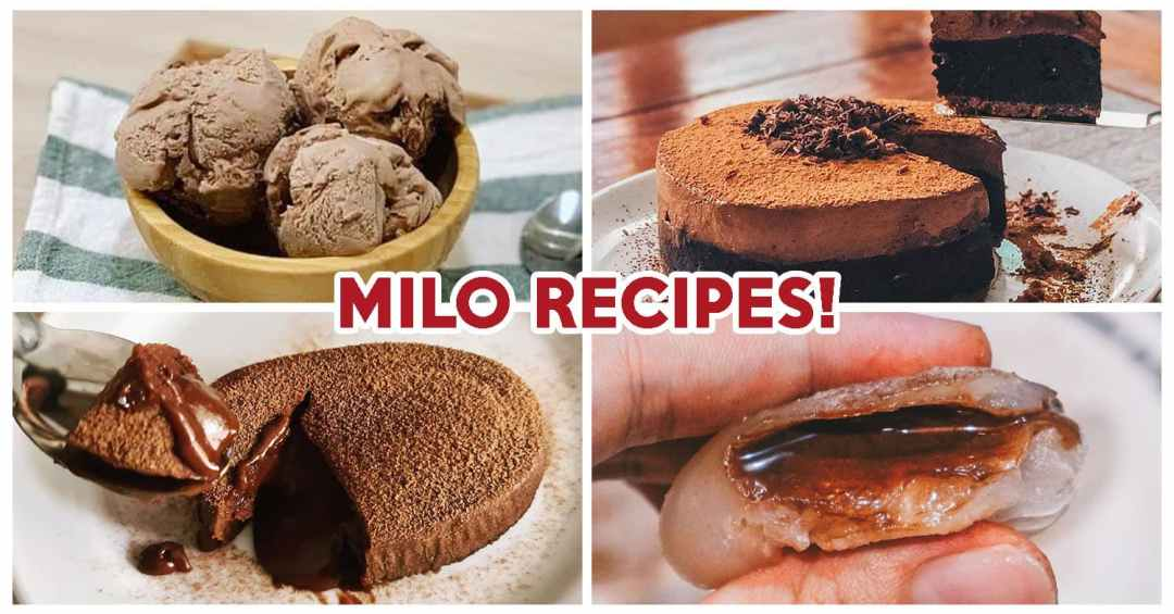 Milo Recipes - Feature Image